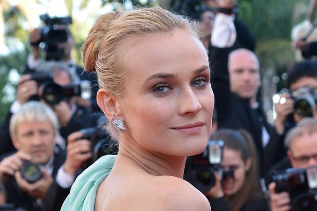 Diane Kruger... (Photo: AFP)