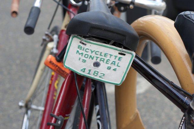 La Ville de Montréal refuse de réinstaurer l'immatriculation... (Photo Flickr.com)