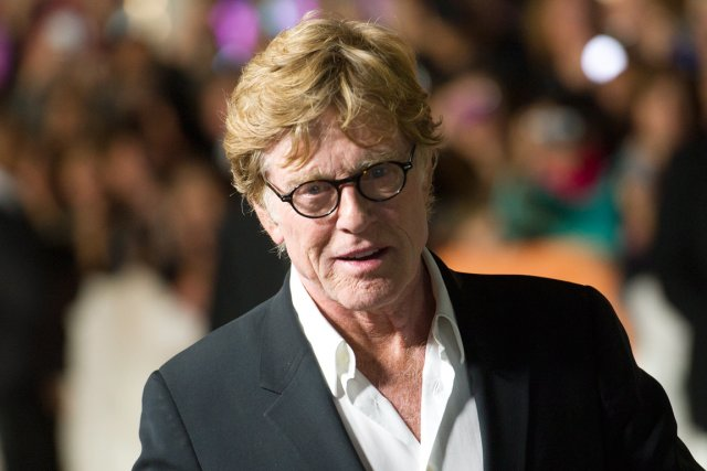 Robert Redford... (PHOTO NATHAN DENETTE, LA PRESSE CANADIENNE)