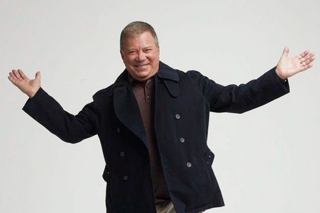 William Shatner... (PHOTO LA PRESSE CANADIENNE)