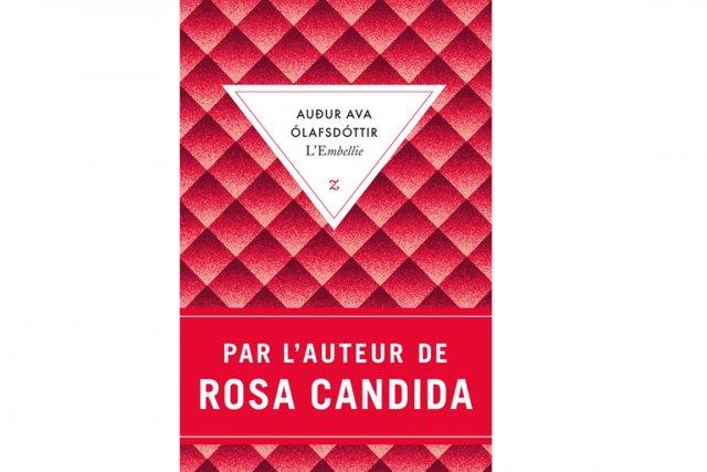 Après le très gracieuxRosa Candida - Prix des libraires du Québec...