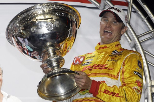 Ryan Hunter-Reay... (Photo : Reed Saxon, AP)