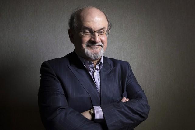 L'auteur des Versets sataniques, Salman Rushdie... (Photo: PC)