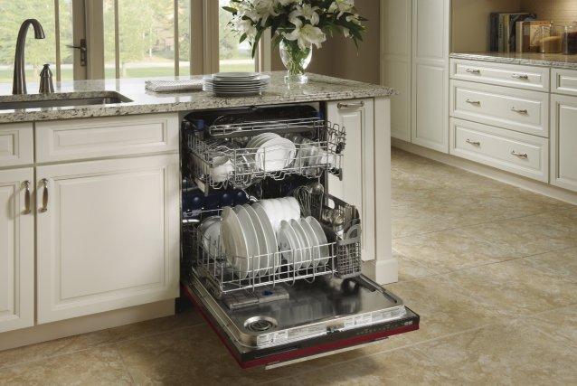 Quoi ressemble le lave vaisselle id al sophie richard toit et moi - Lave vaisselle qui fuit ...
