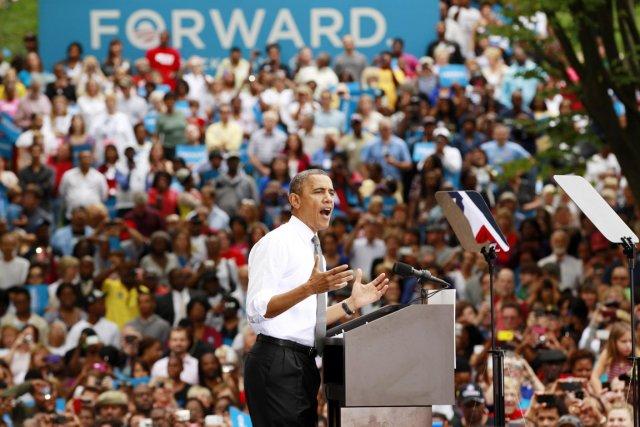 Barack obama attaque mitt romney sur la chine maison for Attaque a la maison blanche