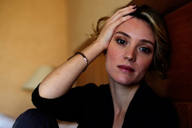 Évelyne Brochu... (PHOTO MICHELLE SIU, LA PRESSE CANADIENNE)