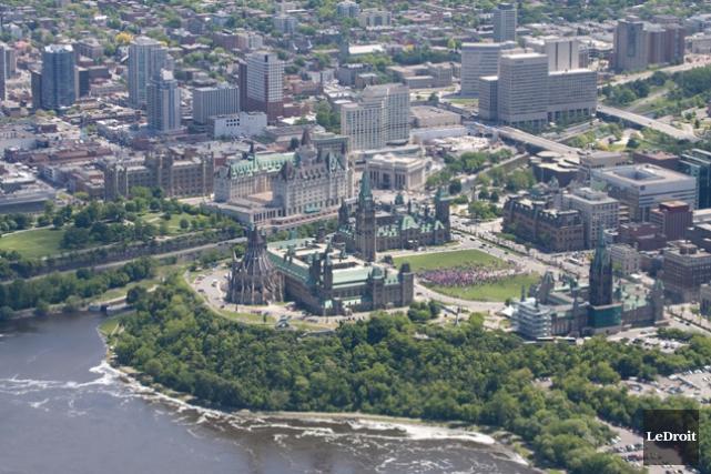 La ville d'Ottawa a maintenu un taux de... (Archives, LeDroit)