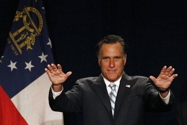 Romney attaque la culture de d pendance maison blanche for Attaque de la maison blanche