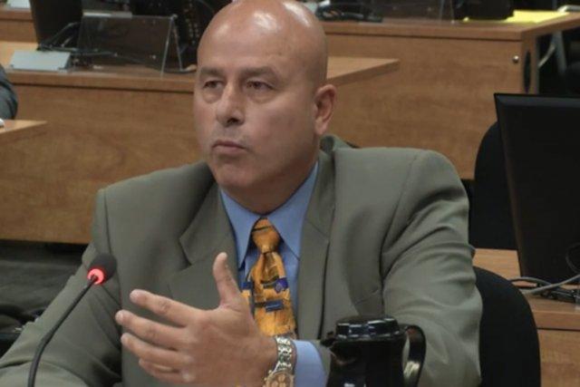 L'enquêteur Mike Amato, de la police régionale de... (Image tirée d'internet)