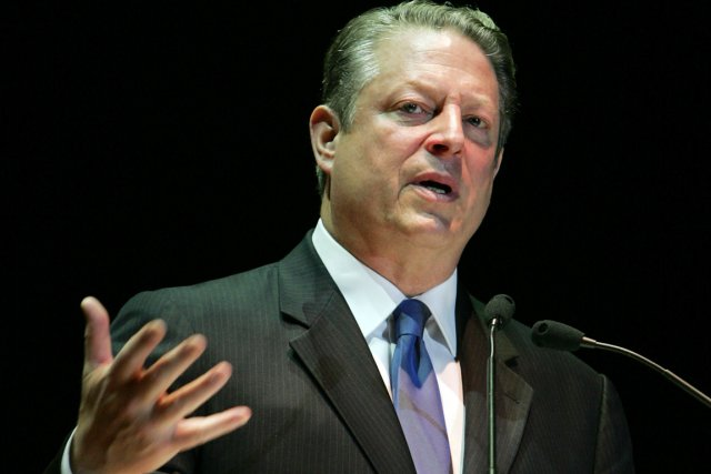 Et si Al Gore (notre photo) avait battu... (PHOTO JACK GUEZ, ARCHIVES AP)