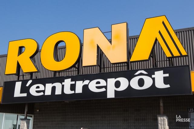 Malgré la neige abondante et le froid, Rona (T.RON) n'a pas... (Photo : Édouard Plante-Fréchette, archives La Presse)