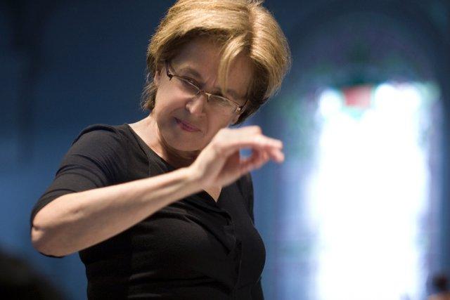 Lorraine Vaillancourt... (Photo : Bernard Préfontaine, archives)