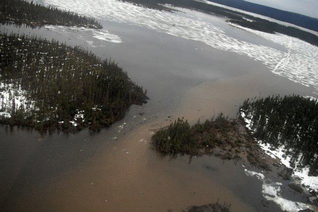 En 2011, l'équivalent de 20 bassins olympiques d'eau... (Photo: fournie par le ministère de l'Environnement)