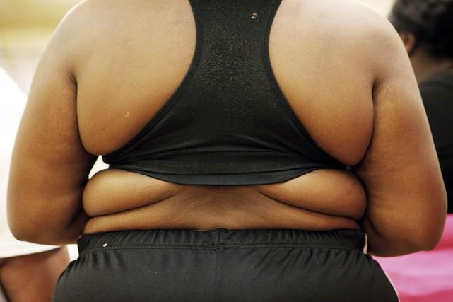 L'obésité est liée à une augmentation de 34% du risque de mortalité résultant... (Photo: archives Reuters)