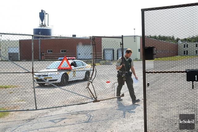 Le sirop d'érable avait été volé d'un entrepôt... (Photothèque Le Soleil)