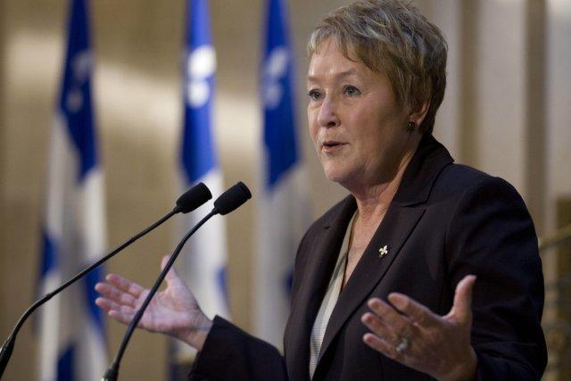 Jeudi dernier, Pauline Marois a annoncé que la... (Photo PC)