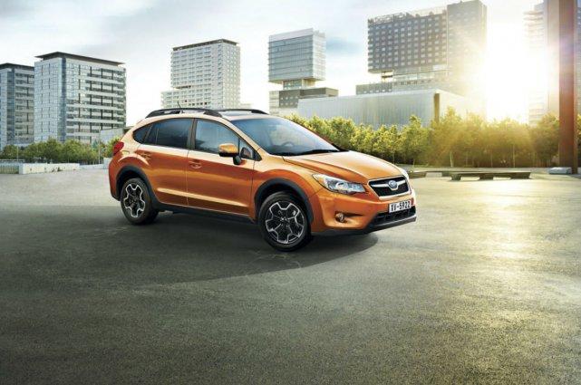 Le nouveau Crosstrek XV est certainement la voiture... (Photo fournie par Subaru)