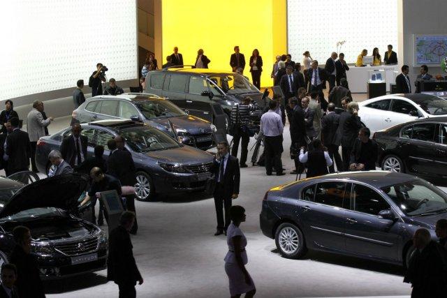 Malgré une légère baisse de fréquentation en 2010... (Photo Jacky Naegelen, Reuters)