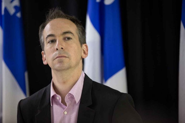 L'ex-député péquiste de Gouin Nicolas Girard a été... (Photothèque Le Soleil)