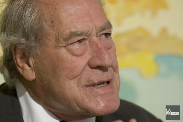 Jérôme Choquette, qui était âgé de 89 ans,... (Photo Archives La Presse)