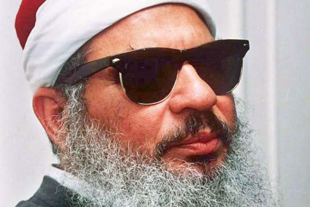 Surnommé le «cheikh aveugle», Abdel-Rahman a étécondamné en... (PHOTO DON EMMERT, ARCHIVES AFP)