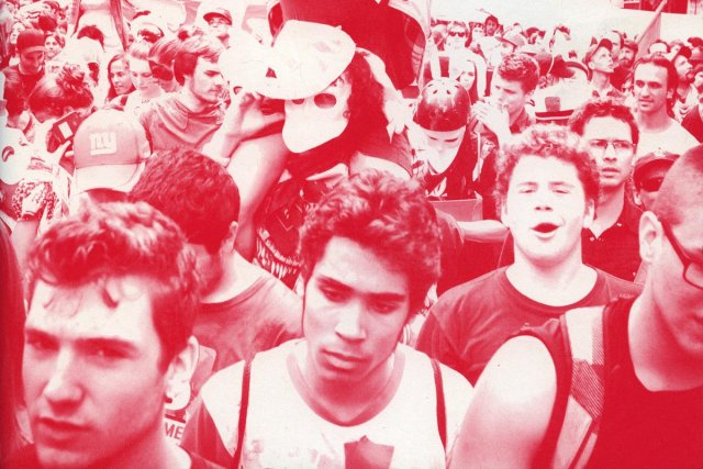 La crise étudiante et sociale du printemps dernier n'a pas fini  d'inspirer les... (Photo: tirée du livre Printemps spécial)