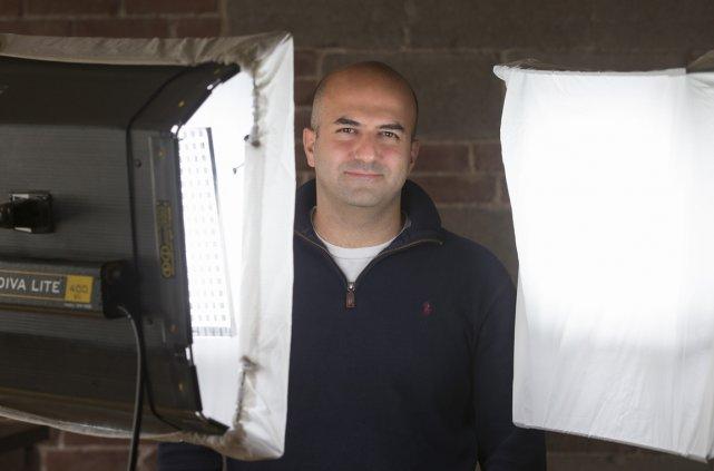 Ashkan Karbasfrooshan, président-directeurgénéral de Watch Mojo.... (Photo Ivanoh Demers, La Presse)