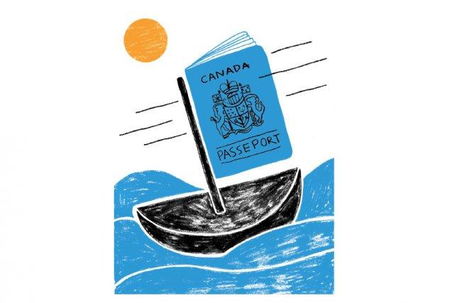 Obtenir son passeport en moins de heures stéphane champagne