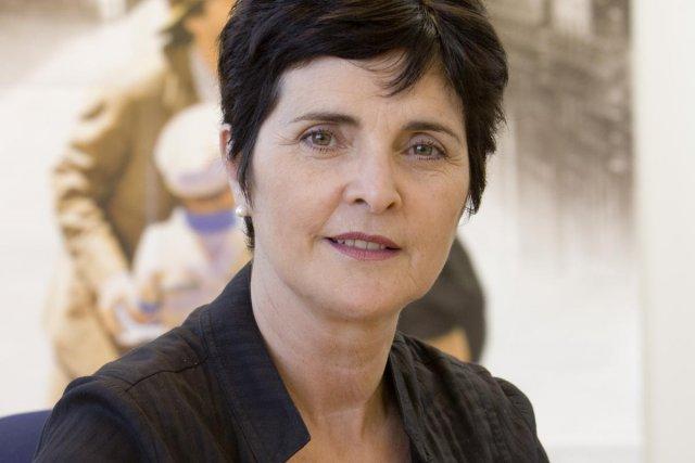 Louise Sicuro chapeaute les Journées de la culture... (Photo: Armand Trottier, archives La Presse)