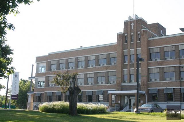 L'hôpital psychiatrique Pierre-Janet.... (Patrick Woodbury, LeDroit)