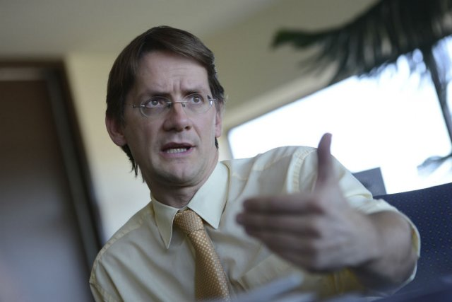 Le ministre des Transports et des Affaires municipales,... (Photo Patrice Laroche, Le Soleil)
