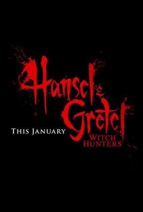 Hansel & Gretel chasseurs de sorcières