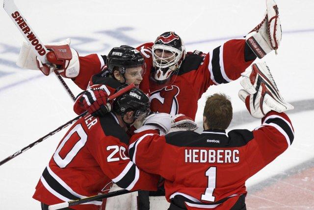 Le beau parcours des Devils du New Jersey,... (Photo: Reuters)