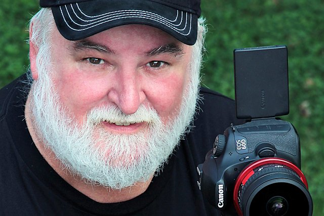 Michel Thibault est un entrepreneur photographe accrédité par... (Photo collaboration spéciale Léopold Rousseau)