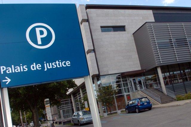 Le palais de justice de Trois-Rivières.... (Photo: François Gervais)