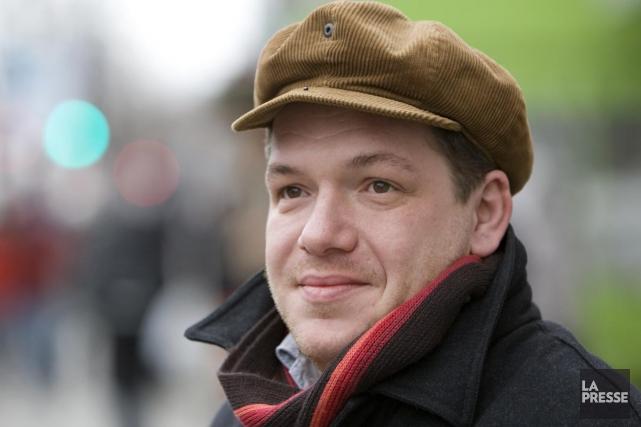 L'auteur Mathias Enard... (PHOTO ROBERT SKINNER, ARCHIVES LA PRESSE)