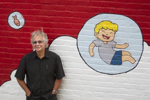 Le Dr Gilles Julien doit toujours se battre... (Photo: Ivanoh Demers, La Presse)