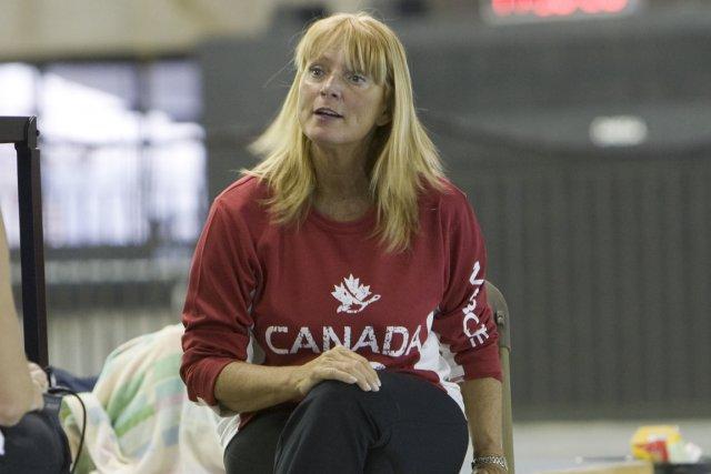 Julie Sauvé occupait le poste d'entraîneuse-chef de l'équipe... (Photo: archives La Presse)