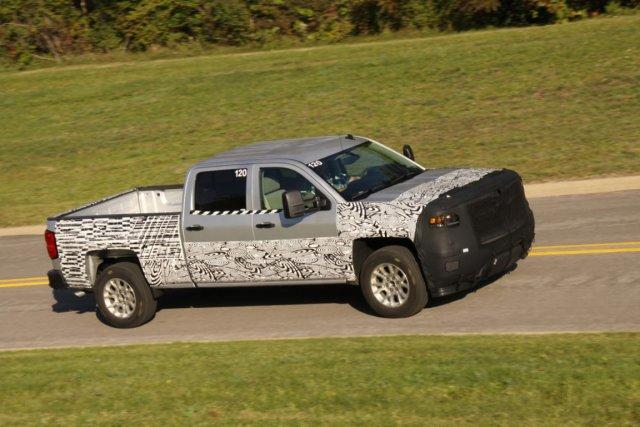 GM  a publié aujourd'hui cette photo d'un... (Photo fournie par GM)