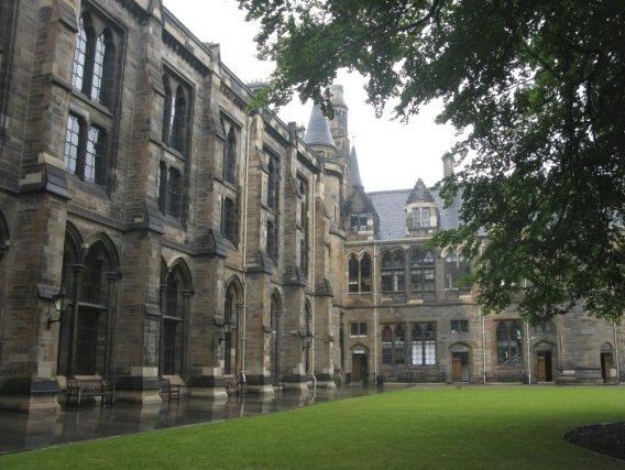 L'Université de Glasgow, en Écosse.... (Photo: Andrée Lebel, La Presse)