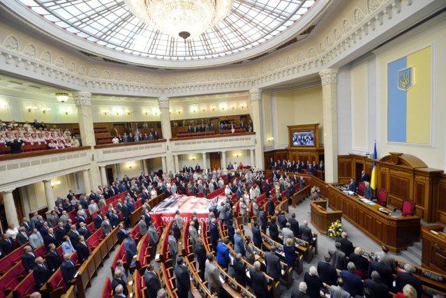 Le projet de loi pénalisant la « propagande... (PHOTO SERGEI SUPINSKY, AFP)