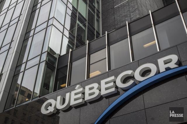«C'est possible que Québecor décide de devenir le... (Photo Olivier Pontbriand, La Presse)