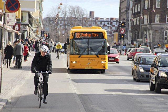 Copenhague largue les vélos en libre-service  Pierre-André ...