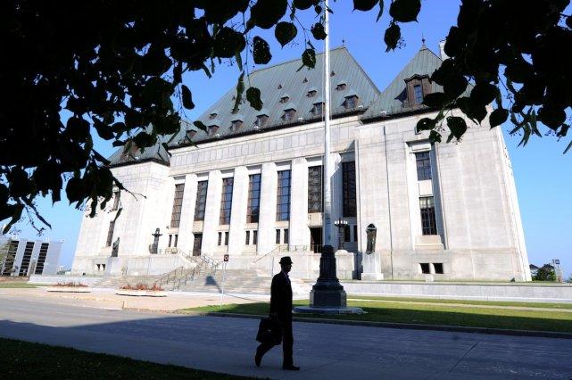 La Cour suprême du Canada a tranché vendredi... (PHOTO SEAN KILPATRICK, ARCHIVES LA PRESSE CANADIENNE)