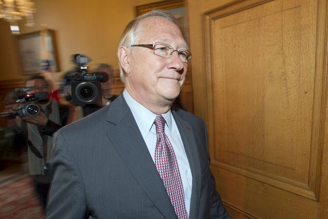 Gérald Tremblay, maire de Montréal.... (Photo: Hugo-Sébastien Aubert, La Presse)