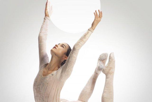 La danseuse Eva Kolarová... (Photo: André Pichette, La Presse)