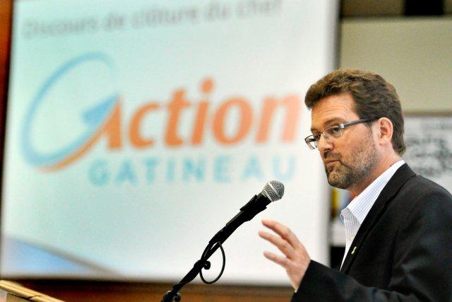 Aux yeux d'Action Gatineau et de son chef... (Martin Roy, Archives LeDroit)