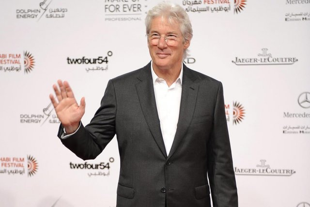 L'acteur Richard Gere était la vedette de la... (Photo: Reuters)