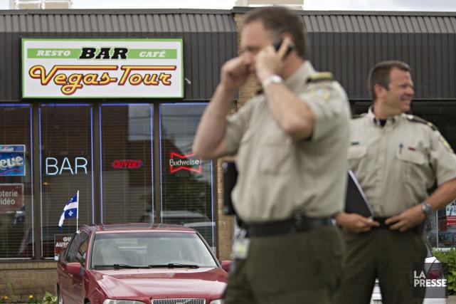 La victime, Linda Bonnette, était serveuse au Bar... (Photo Patrick Sanfaçon, archives La Presse)