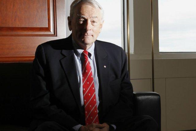 Dick Pound critique sévèrement les dirigeants du sport... (Photo Martin Chamberland, La Presse)